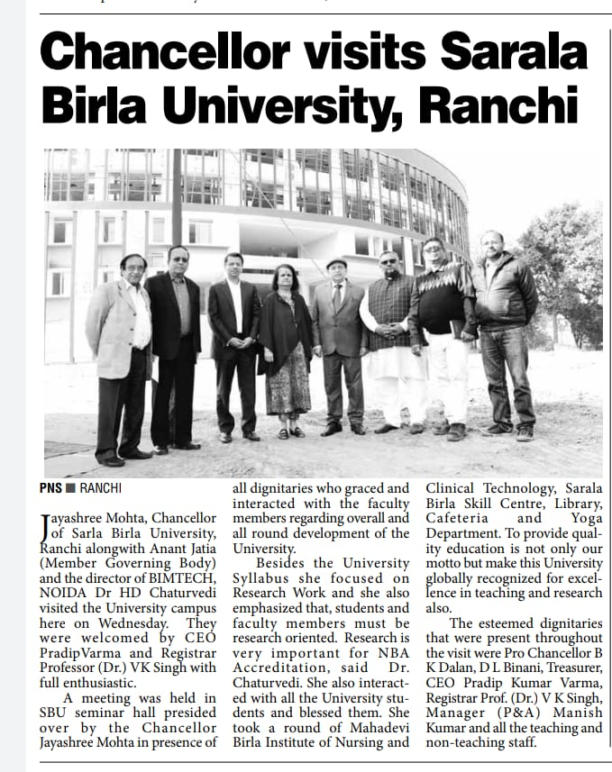 THE PIONEER-RANCHI 1/16/2020 12:00:00 AM