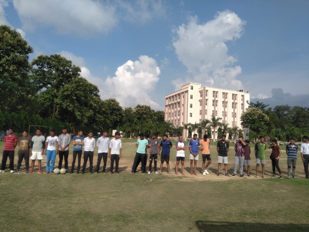 Fit India Movement by SBU-29.08.19