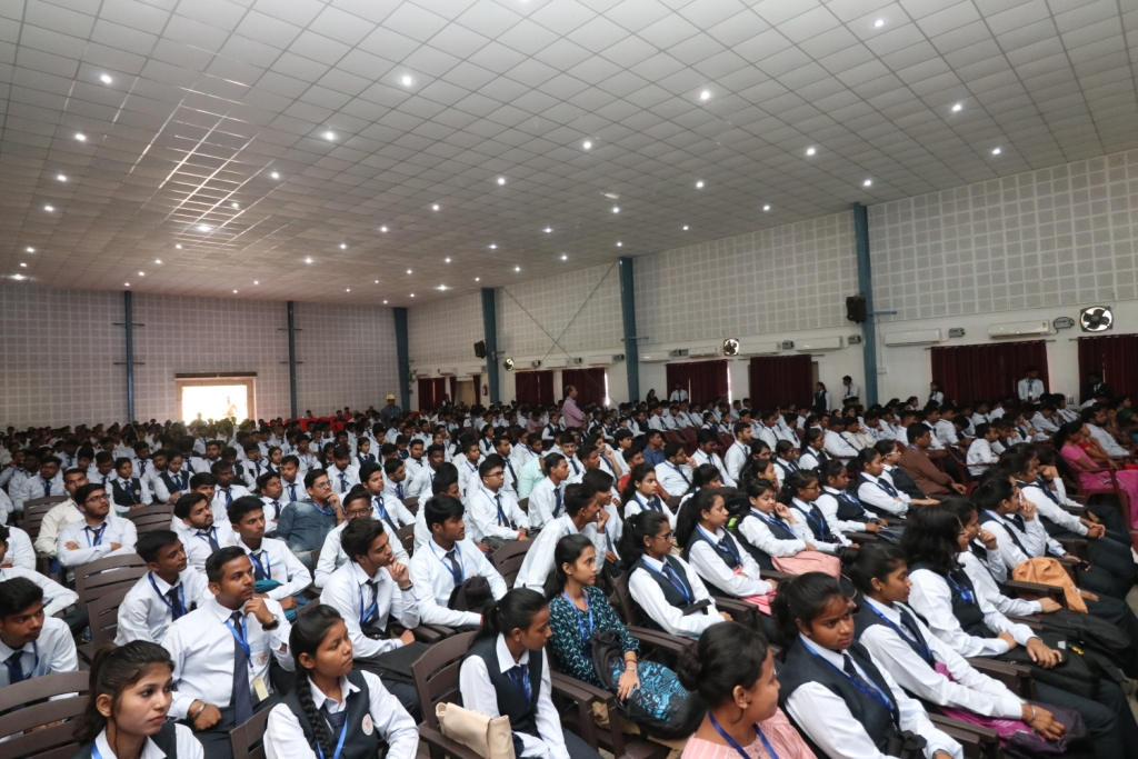Induction Program held on 19th of Sept- Session 2019
