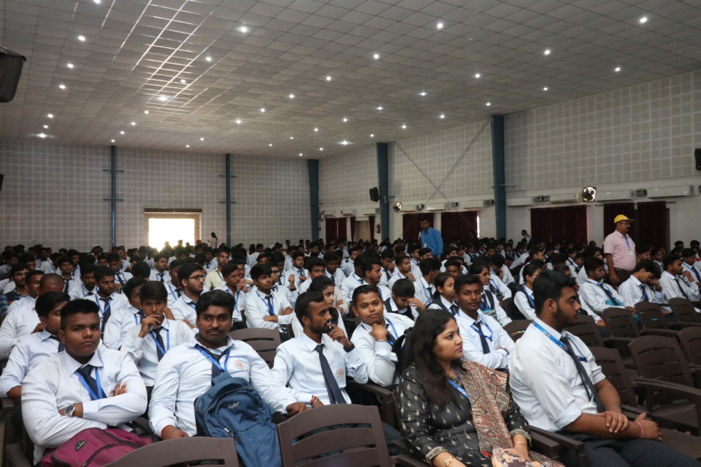 Induction Program held on 20th of Sept- Session 2019