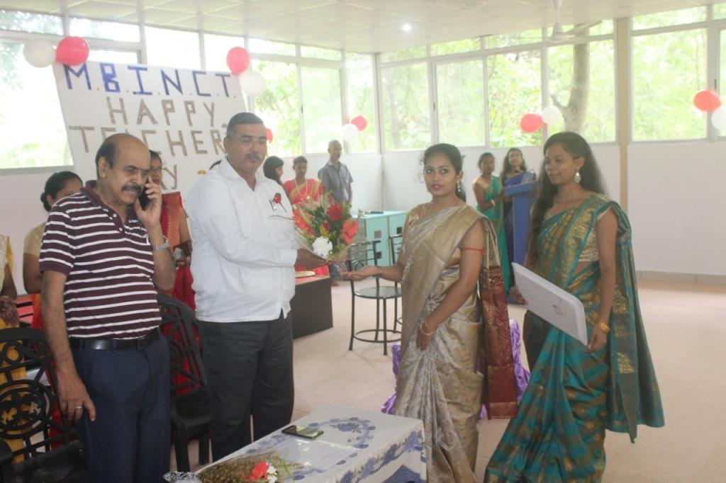 Teachers Day Celebration -5th of Sept 2019