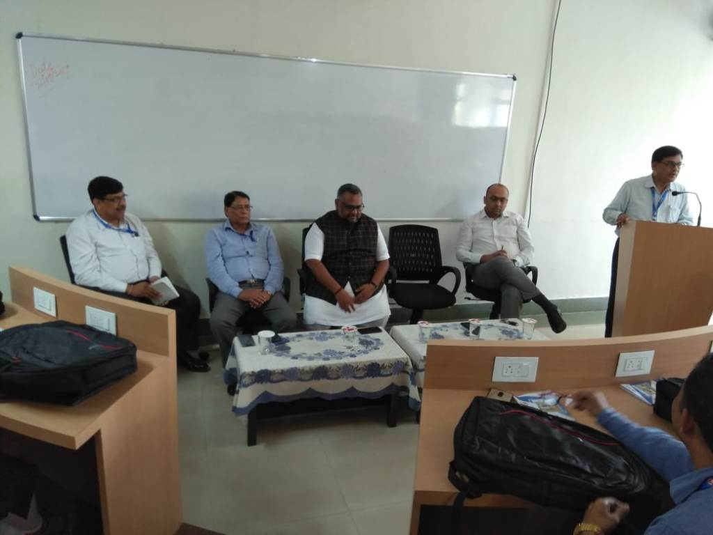 Management Committee Meeting - held in SBU Campus - 29th Sept,2019