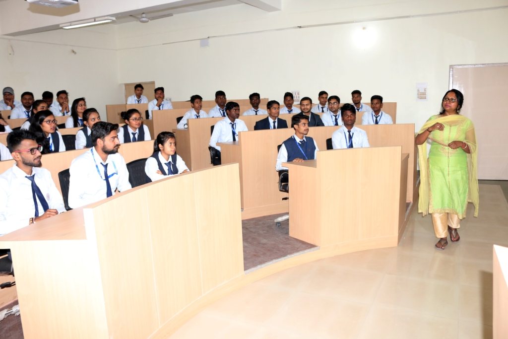 Seminar on Foreign Language held at SBU Campus - 26thNov, 2019