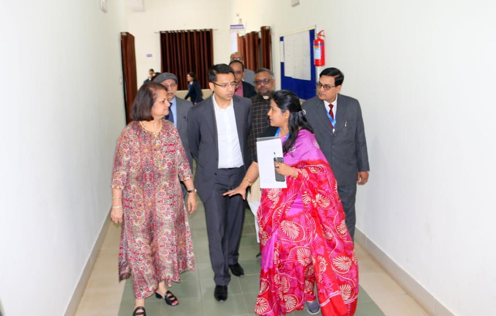 Smt. Jayashree Mohta, Hon