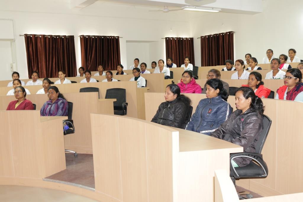 National Girl Child Day -Beti Bachao Beti Padhao Seminar held at SBU Campus- 24th Jan, 2020
