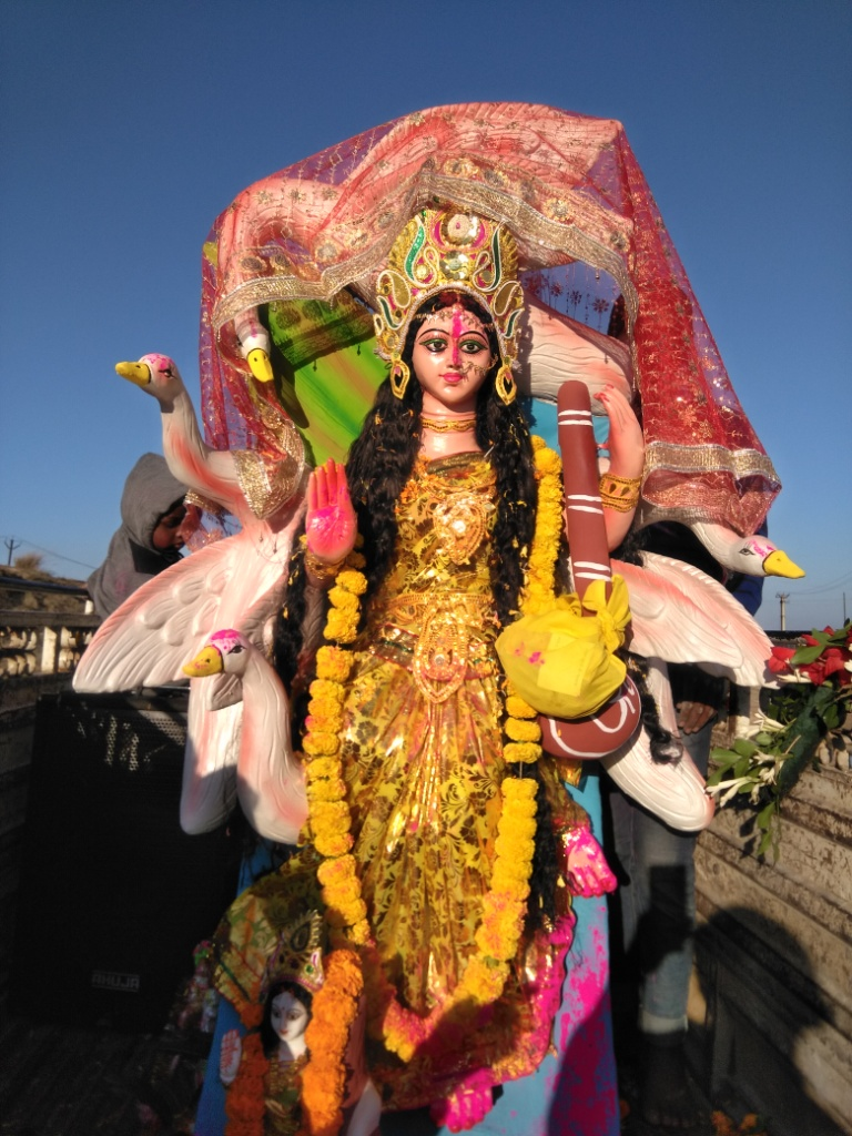 Saraswati Puja Celebration at SBU Campus - 30thJan, 2020