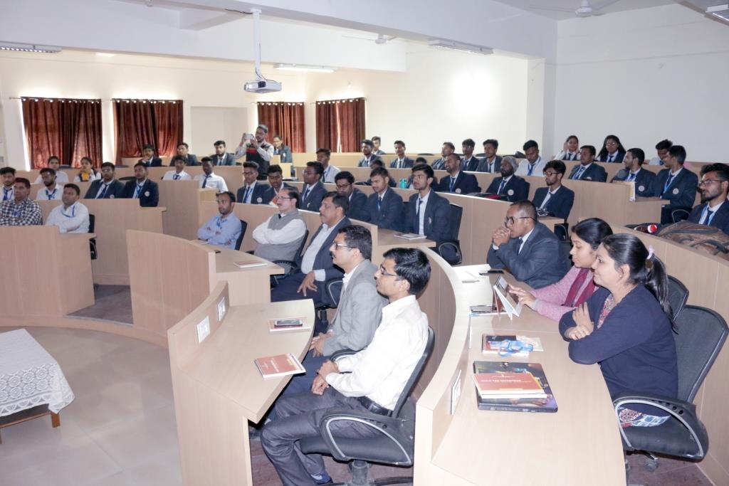 SBU organized a National Level Awareness Program in Association with National Small Industries Corporation -22nd Feb,2020