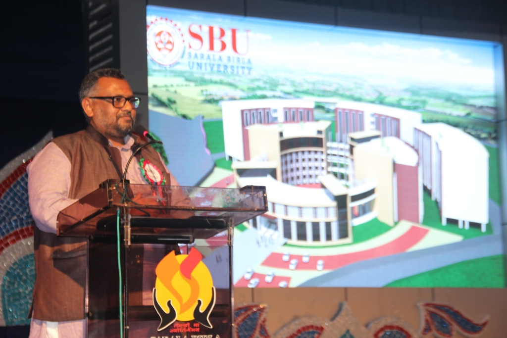 Induction : Address by Guest of honor CEO (SBU)
